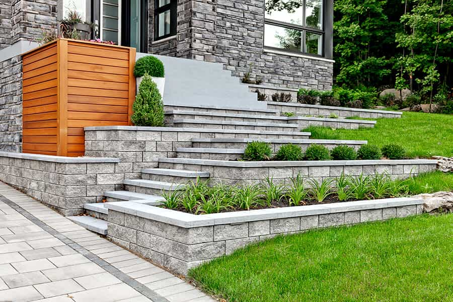 retaining wall contractor Atlanta