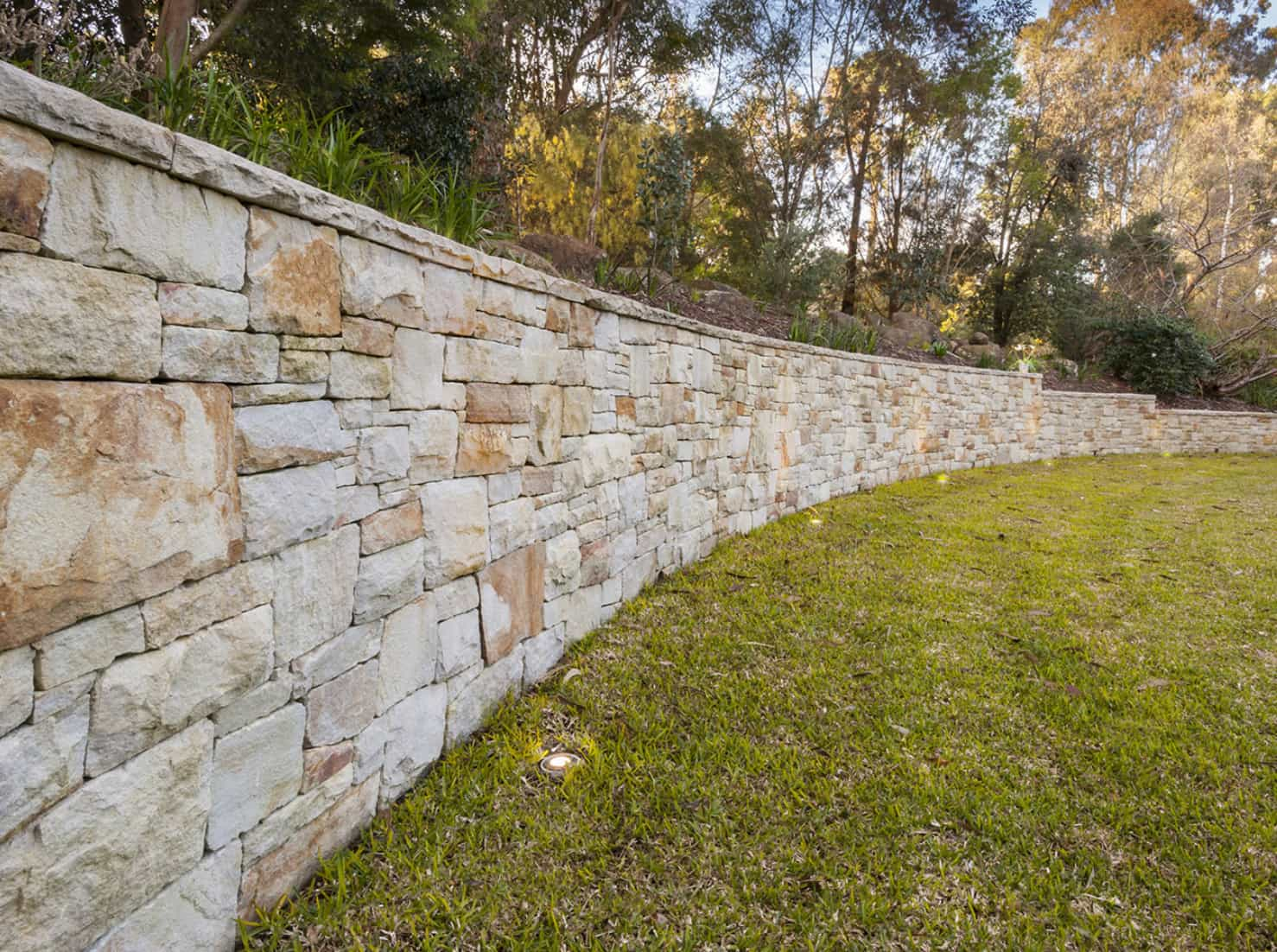retaining wall supplier  Atlanta
