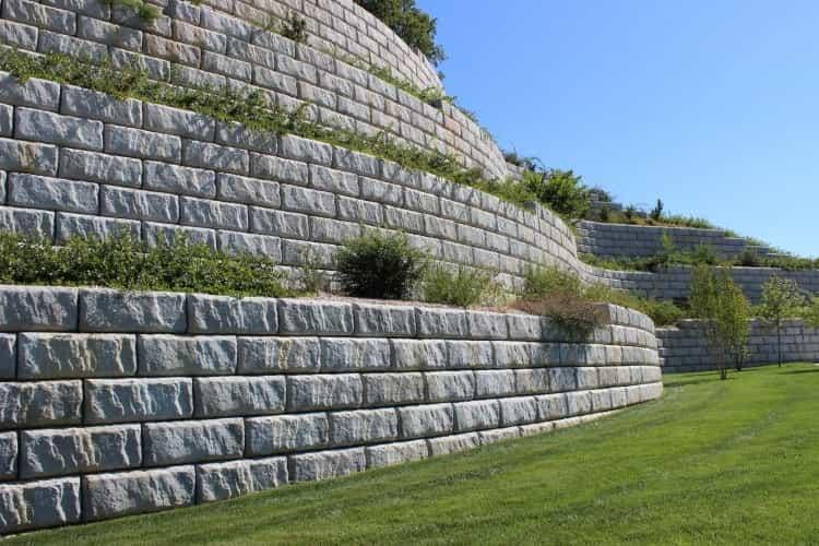 retaining walls atlanta ga Atlanta